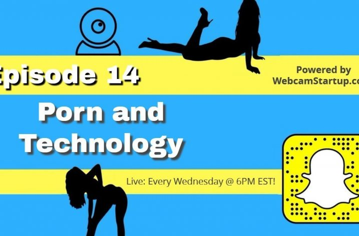 Podcast 14: Porn and Emerging Technology