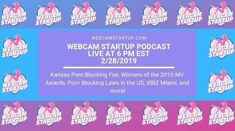 Podcast 61: Adult Blocking Fees, MV Awards, XBIZ Miami, and more!