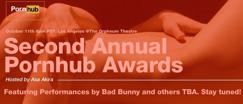 2019 Pornhub Awards