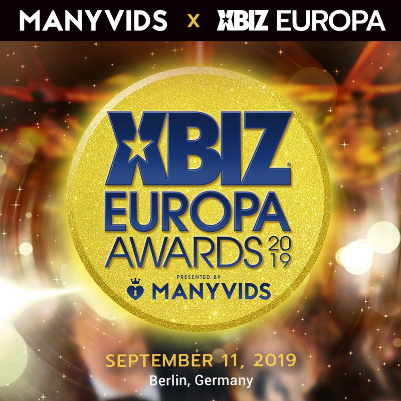 Europa Awards: Win A Seat At ManyVids Table!