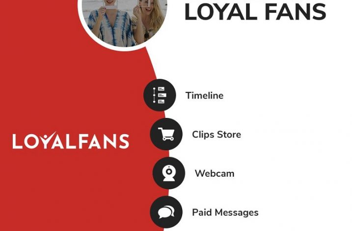 NexoCams Rebranding As LoyalFans