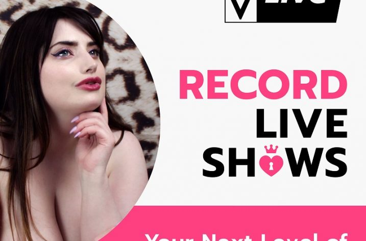 ManyVids: Record MV Live Camming Shows