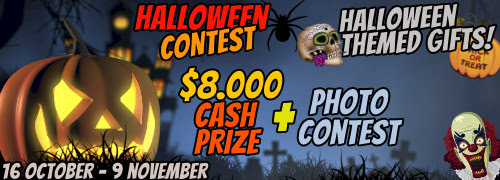 SoulCams 2019 Halloween Contest