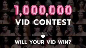 Manyvids 1 million videos promo