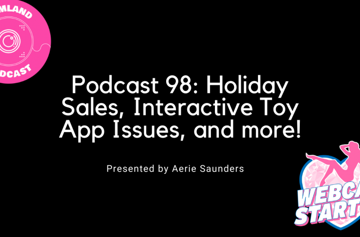 Podcast 98: Holiday Sales, Interactive Toy App Issues, and more!