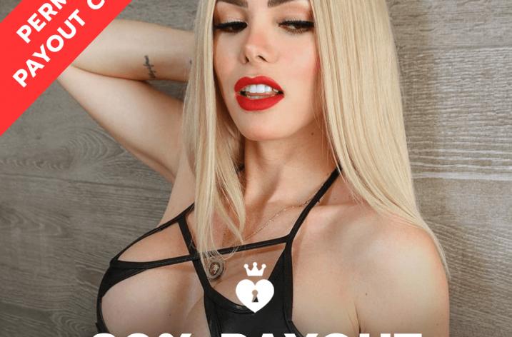 Manyvids increases payouts on some transactions to 80%