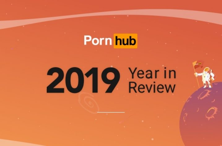 Pornhub and xHamster release 2019 trend reports