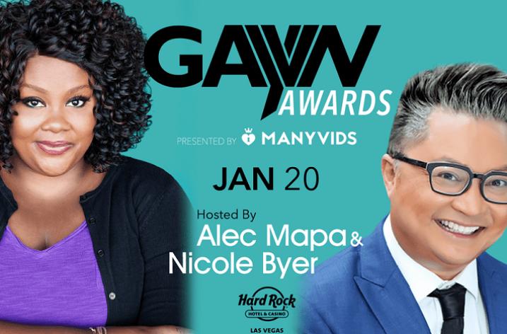 List of 2020 GayVN Awards Winners
