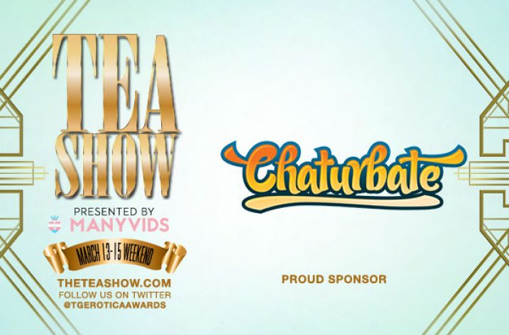 Chaturbate Performer of the Year Award added to 2020 TEAs