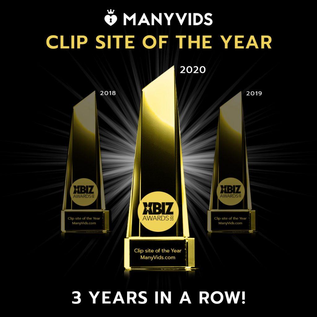 ManyVids Clipsite 2020