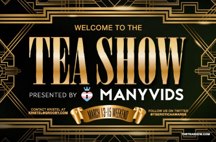 2020 Transgender Erotica Awards (TEA) Rescheduled Due to COVID-19