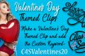 Clips4Sale Having a Valentines Day Clip Promotion 2020