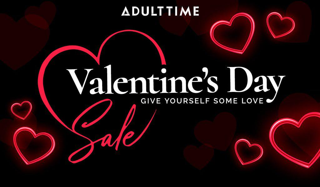 adult time vday promo
