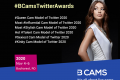 BCAMS Announces Queen Cam Model of Twitter 2020