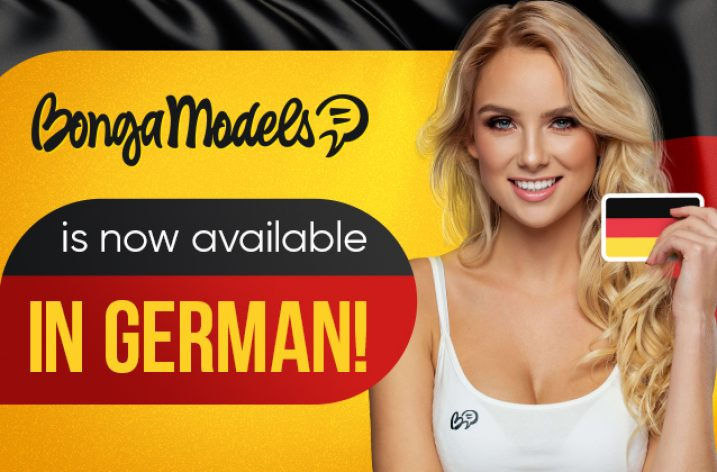 BongaModels (BongaCams Model Dashboard) Available In German