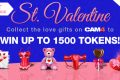 Cam4 Valentine's Gifting Contest (Feb 3rd-Feb 16th 2020)