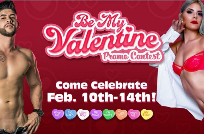 Flirt4Free 2020 Valentines Day Contests / Promotions