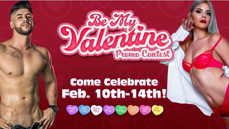 Flirt4Free 2020 Valentines Day