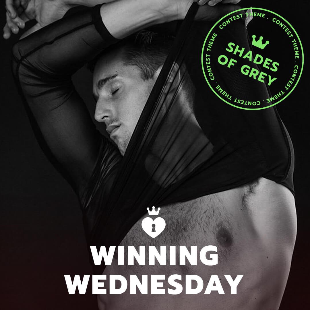 MV- winning wensday-shades of grey