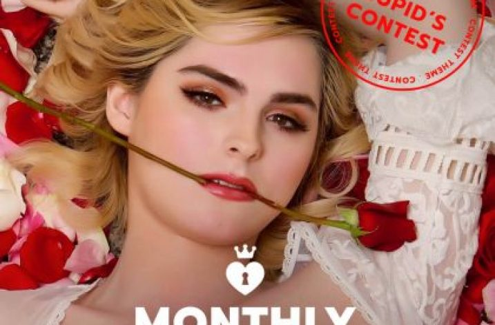 ManyVids Monthly Contest: Cupid Themed (Feb 3rd-Feb 14th 2020)