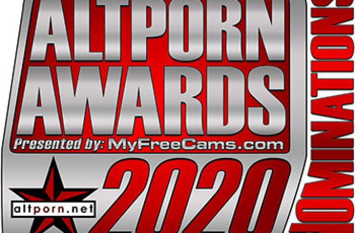 Nominations Open for 2020 AltPorn Awards