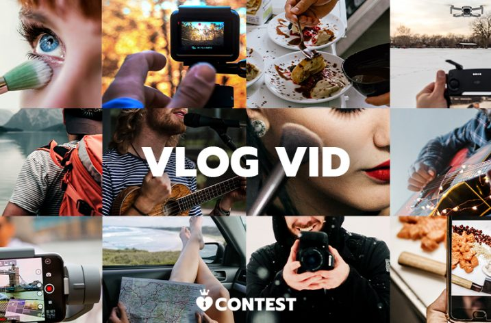 Manyvids Video Vlogging Contest (March 2020)