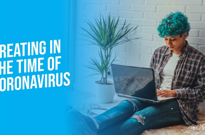 OnlyFans Releases Tips for Creators Amidst Coronavirus