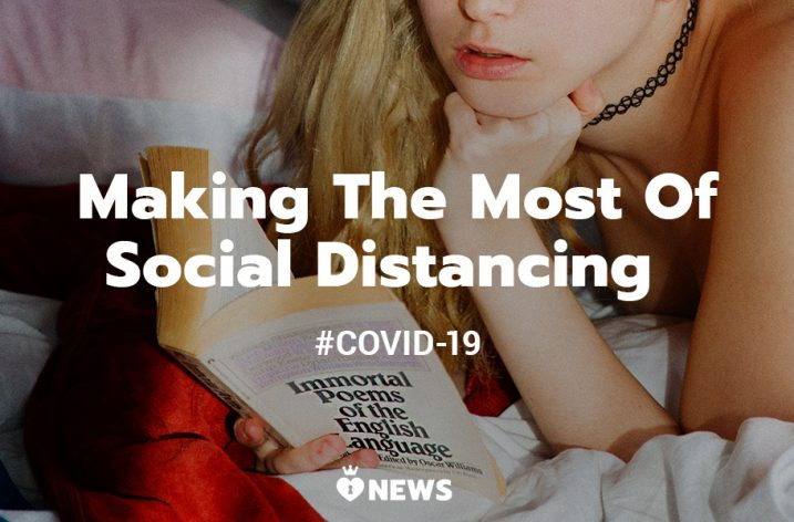 ManyVids Says 'Make Most Of Social Distancing'