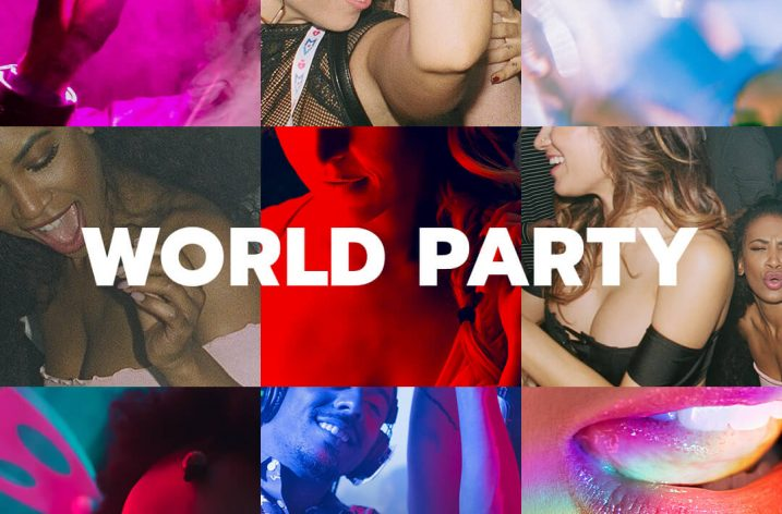 ManyVids World Party Contest (April 1st 2020)