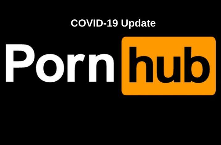 Pornhub Releases Coronavirus Statement