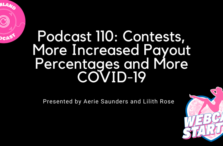 Podcast 110: Contests, More Increased Payout Percentages and More COVID-19
