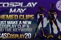 Clips4Sale Cosplay Themed Clip Promotion (May 2020)