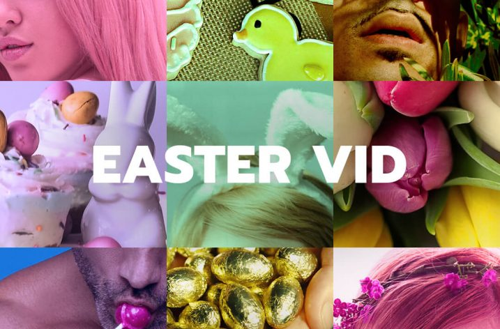 ManyVids Easter Vid Contest April 8th-12th, 2020