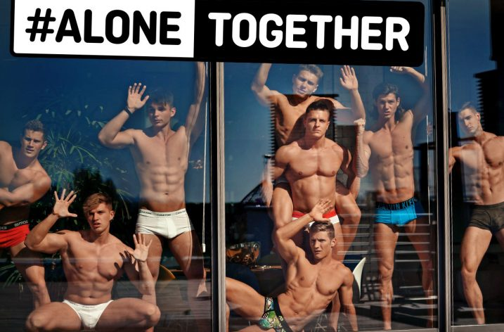 Flirt4Free Teams Up With BelAmi On 'Alone Together'