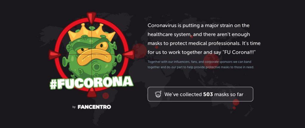 fancentro-coronavirus