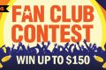 CAM4 Fan Club Contest (May 2020)