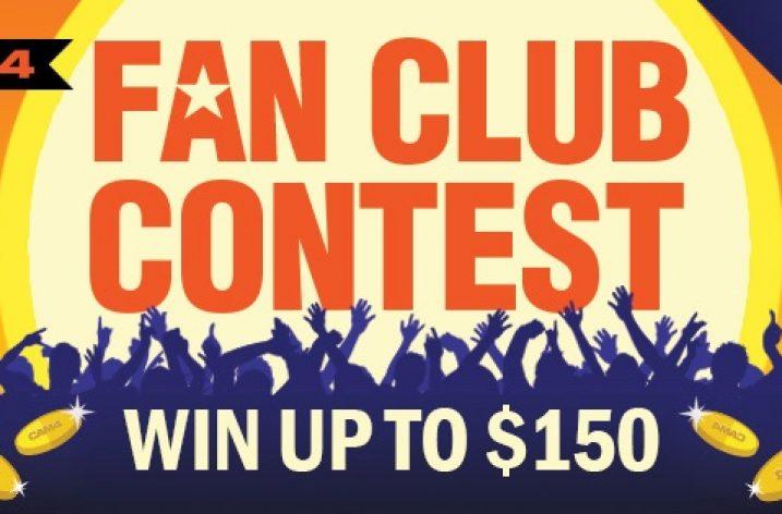 CAM4 Fan Club Contest (May 2020)