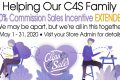 Clips4Sale Extends 100% Commission Incentive (May 2020)