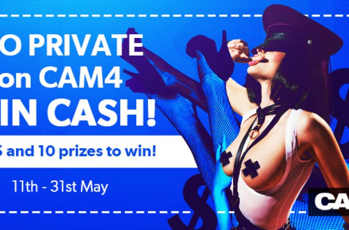 CAM4 Private Show Contest (May 2020)