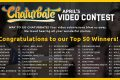 Chaturbate's April Video Contest Winners (2020)