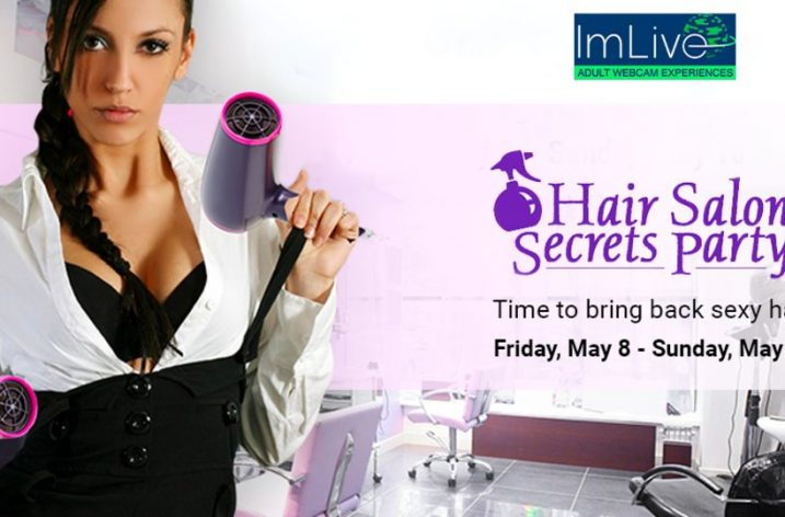 ImLive Launches 'Sexy Cuts' Haircut Guidance Service