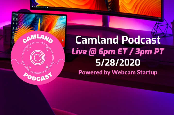 Podcast 118: Kinkbomb Extends 100% Payout Again, How To Prepare for Virtual Events And CAM4 Contest
