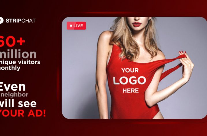 Stripchat offers free advertising for small businesses