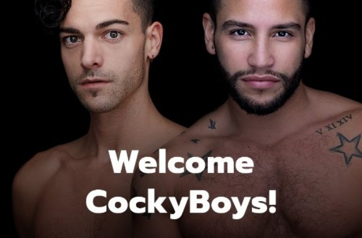 ManyVids welcomes CockyBoys
