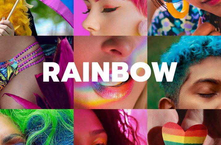 ManyVids Contest: Rainbow (June 3, 2020)