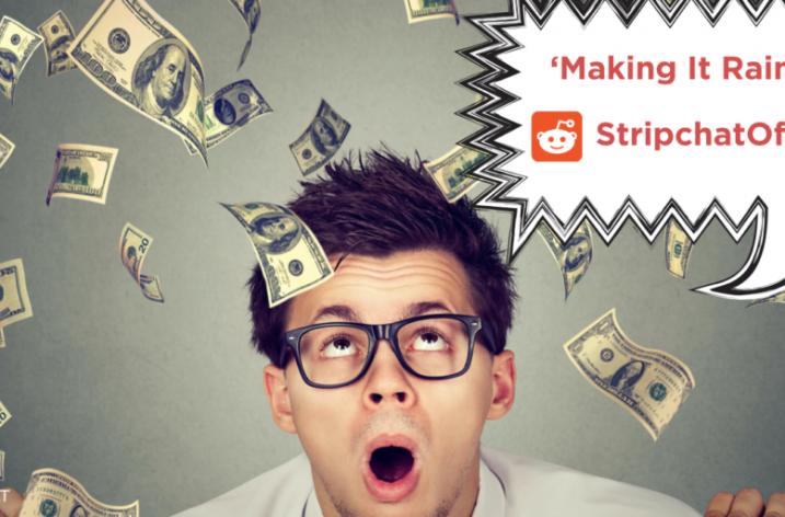 Stripchat offering $100 for popular Reddit posts