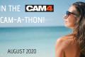 Cam4 Cam-a-thon Contest (August 2020)