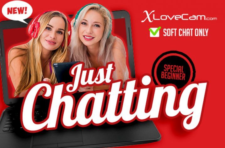 """XLoveCam introduces SFW """"Just Chatting"""" category"""